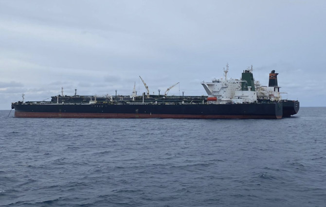 Indonesia detains Iranian, Chinese crews of seized tankers