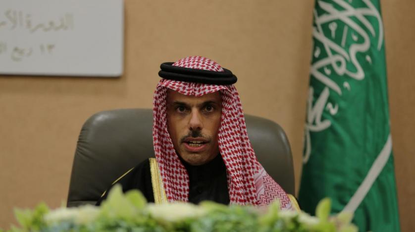 Saudi FM denounces in Moscow Iran's interventions in Middle East