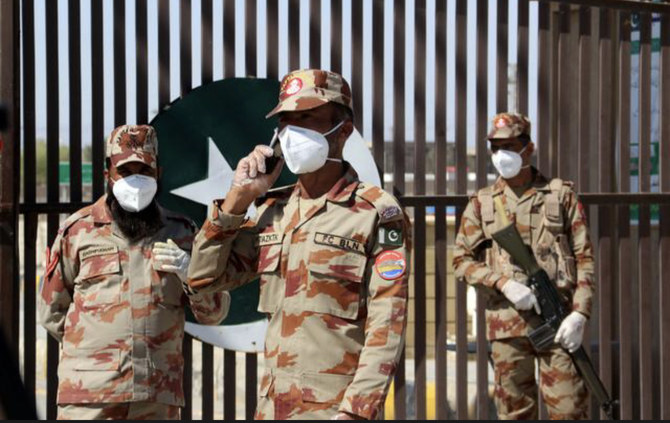 Army denies Iranian 'intelligence operation' inside Pakistan to rescue kidnapped soldiers