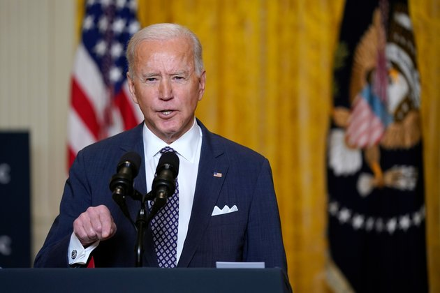 Iran 'can't act with impunity,' Biden says after U.S. air strikes