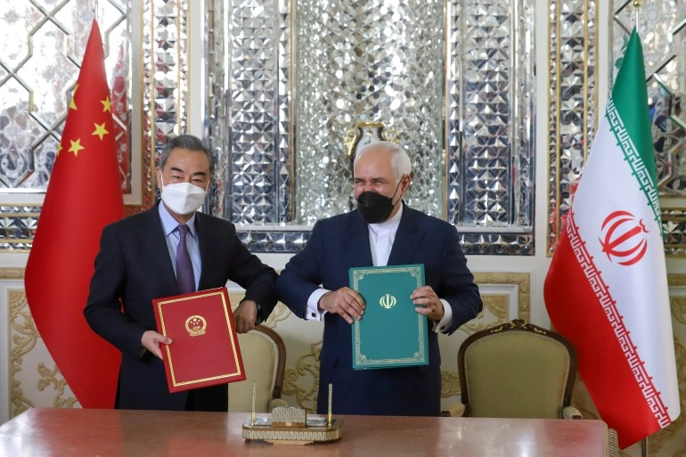 China and Iran: A dangerous strategy for an unstable region