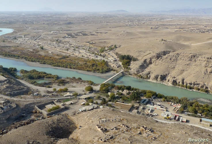 Afghan leader demands Iranian oil in exchange for river water