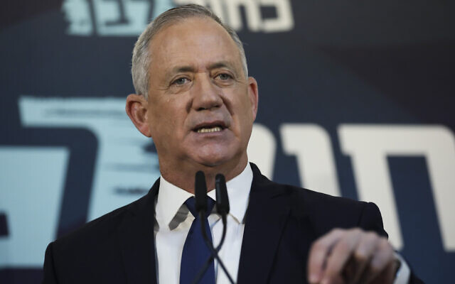 Israeli Defense Minister says working with US to step up Iran nuclear oversight