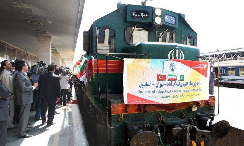 Turkey, Iran, Pakistan regional freight train soon to relaunch operations— officials