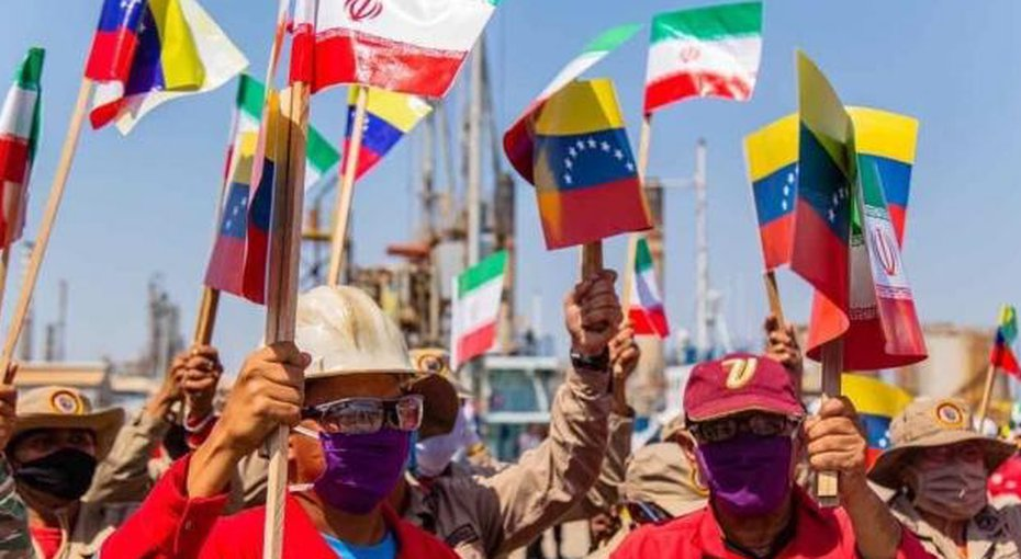Business or terror? Key figures denounce Iran's incursions in Venezuela