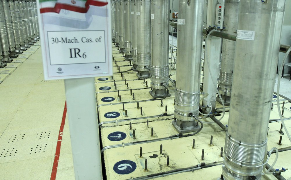 Iran to enrich uranium to 60%, highest level ever
