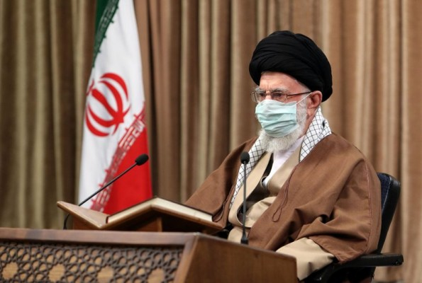 Iran says ready to buy Pfizer vaccines 9 months after Khamenei's ban