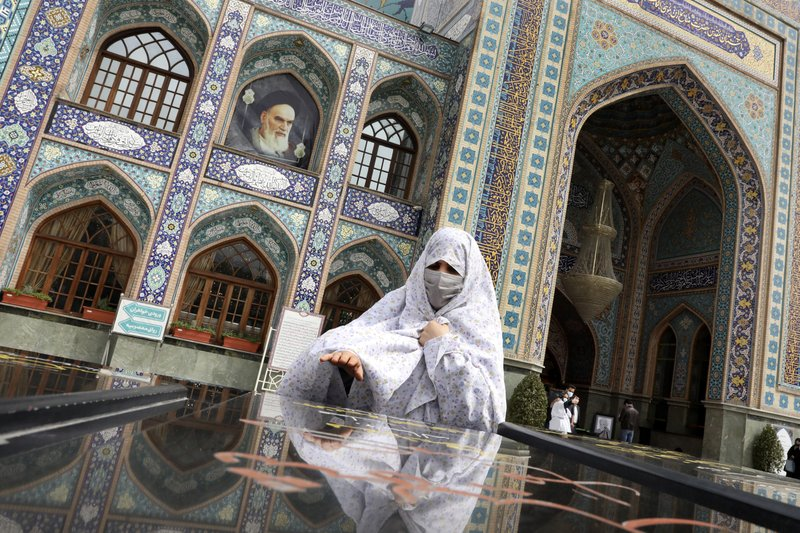 Iran's women are valued half of men even before they are born