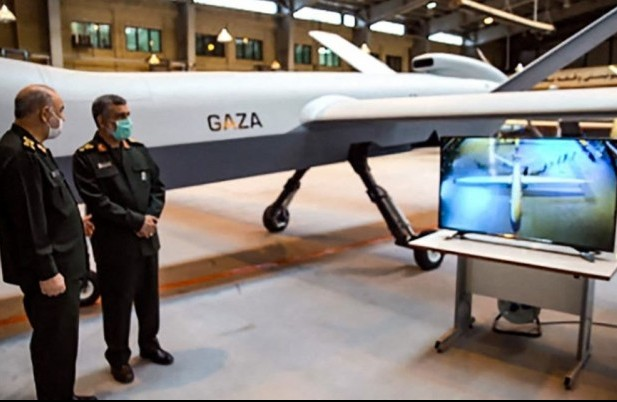 Your guide to Iran's diverse fleet of combat drones