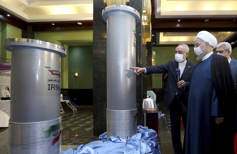 Tehran's nuclear secrets have been exposed