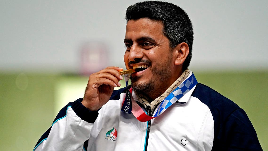 International Olympic Committee pressed to investigate Iranian medalist