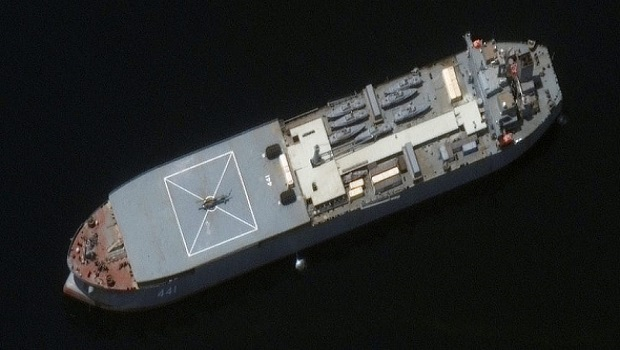 33 years after getting demolished by the US, Iran's navy is flexing its new muscles
