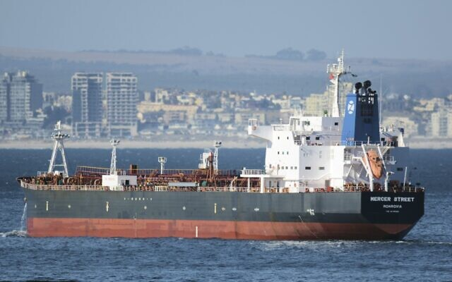 Iran leading suspect in attack on Israeli-managed tanker: US, EU sources