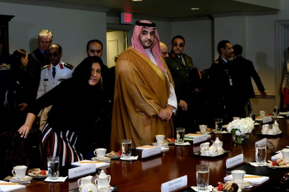 US and Saudi Arabia discussing attacks by Iran-backed militants