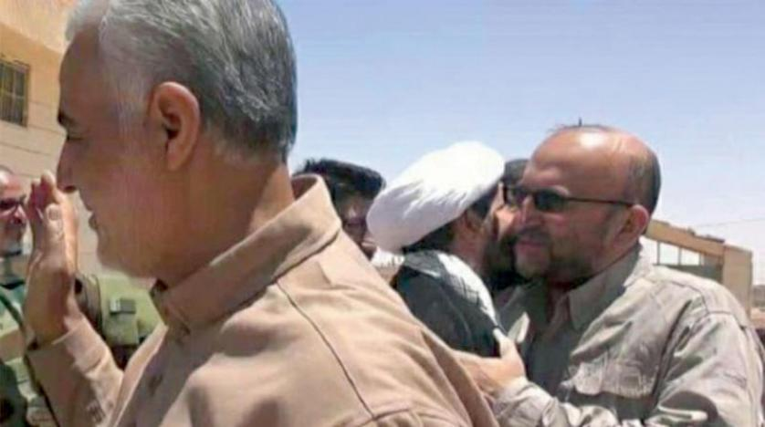 Iran Guards commander killed in mysterious circumstances in Syria