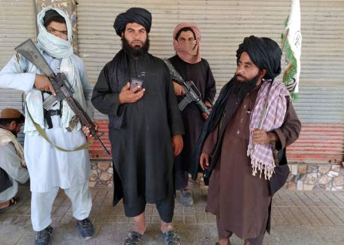 Taliban meet with UK, Iran delegations amid economic woes