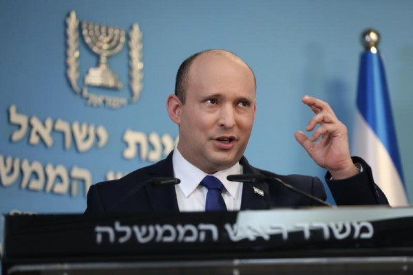 Israel's PM: Iran is 'lying' to world about its nuclear program, time to act is now
