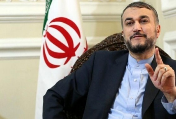 In Beirut, Foreign Minister says Iran will give all help Lebanon needs