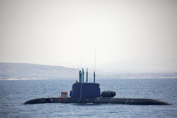 With eye on Iran, Israeli navy steps up Red Sea presence