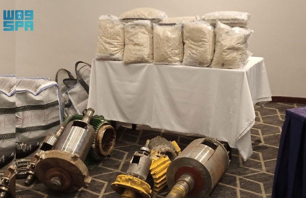 Saudi-bound Hezbollah narcotics haul seized in major drugs bust