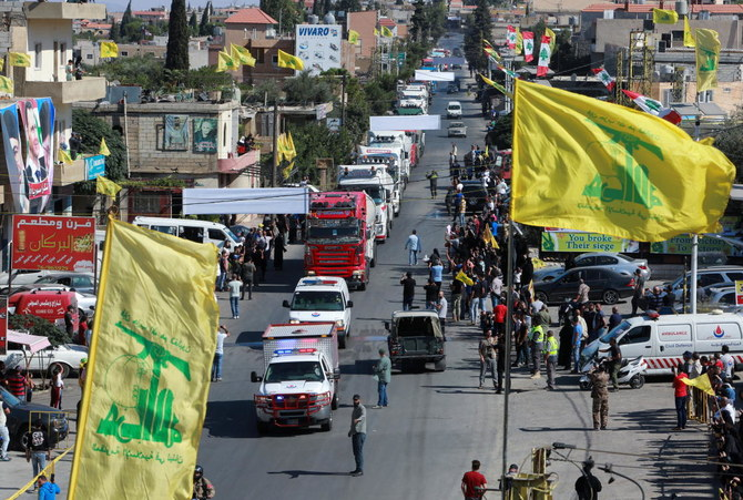 Hezbollah playing 'public relations game' by importing fuel from Iran to Lebanon: US