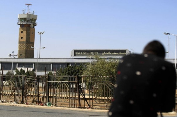 Sanaa airport has been closed due to use by Iran, Hezbollah: Yemen's government