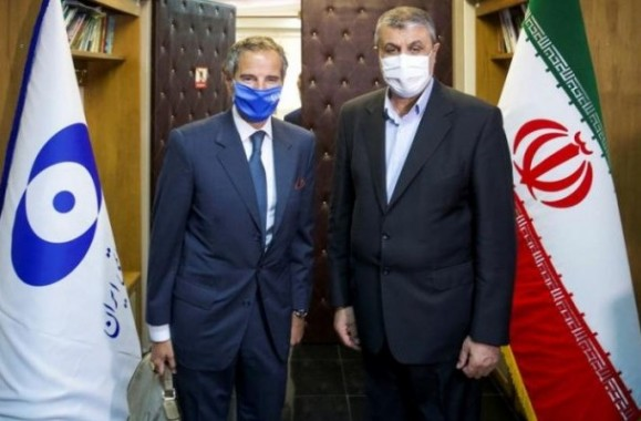 New Iran atomic chief tells UN agency meeting US sanctions must go