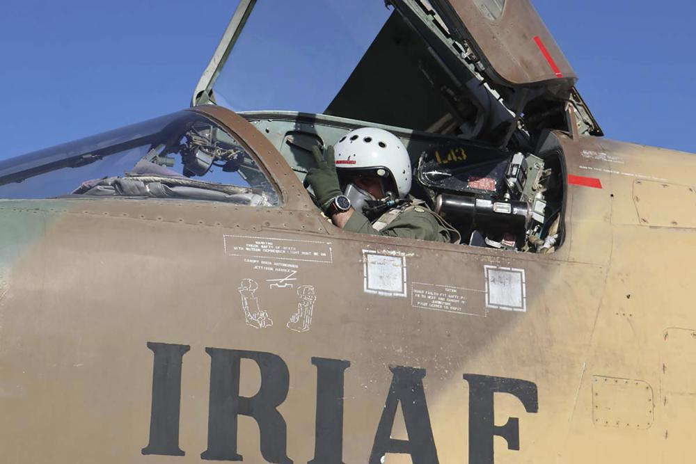 Iran holds nationwide air force drill, latest armed exercise