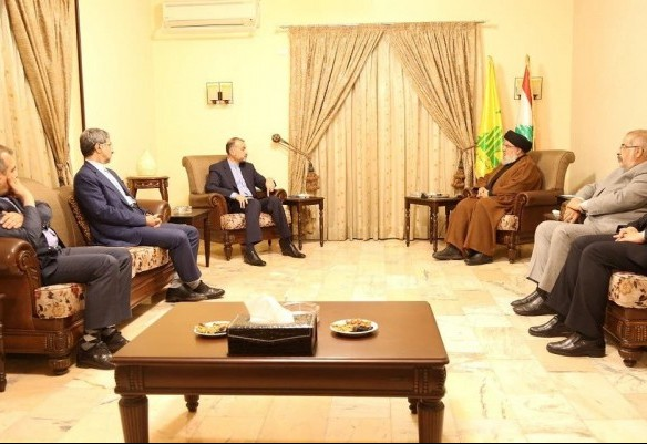Iran ready to build two power plants in Lebanon