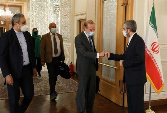 Iran says agreed with EU on Brussels nuclear talks 'in days'