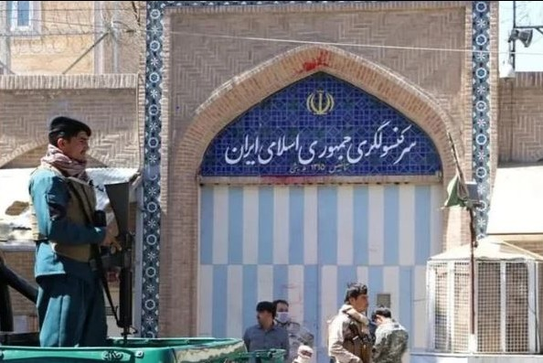 Iranian consulate in Herat hawking black-market visas to Afghans