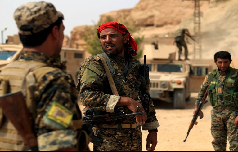 Iran's new brigade infiltrates tribes in east Syria