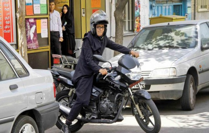 Traffic police chief: We'll deal with women motorcyclists