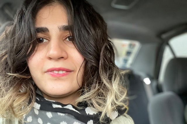 A 26-year-old woman is exposing abuse in Iranian prisons